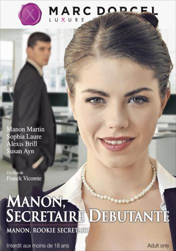 Manon Secretaire Debutante (HD/3.11 GB)