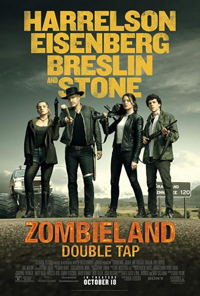 Zombieland: Double Tap (2019) (2019/HDRip/1080p)