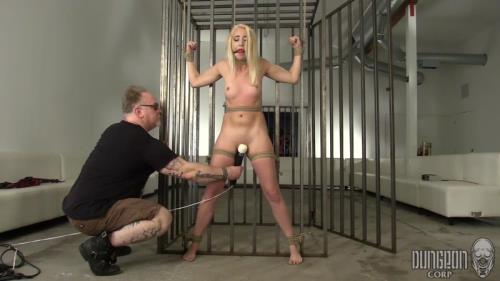 Sierra Nicole - Caged and Roped Part 2 [FullHD, 1080p] [DungeonCorp.com, SocietySM.com]