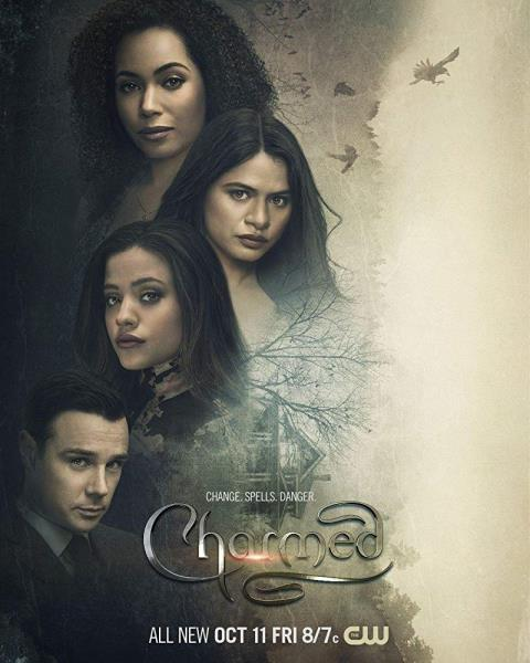 Charmed (TV Series 2018) 2019-10-18 02E02 Things to Do in Seattle When You're Dead (2018/WEBRip/720p)