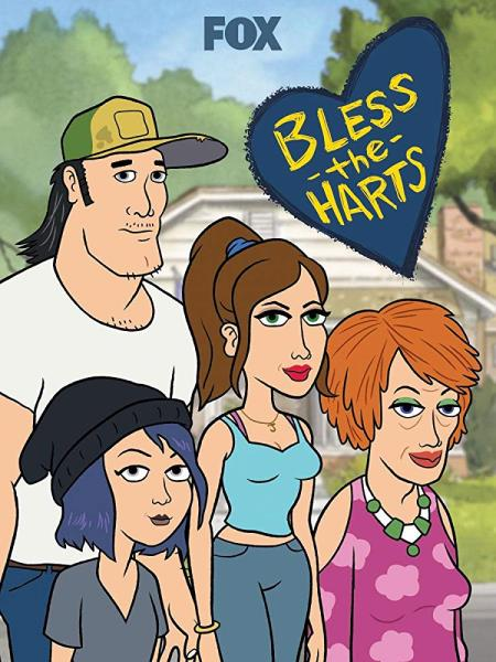 Bless the Harts (TV Series 2019) 2019-10-20 01E04 Cremains of the Day (2019/Comedy/720p)