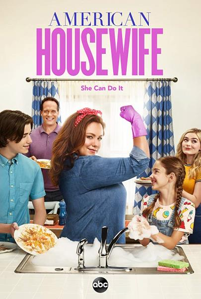 American Housewife (TV Series 2016) 2019-10-18 04E04 Lasagna (2019/WEB-DL/720p)