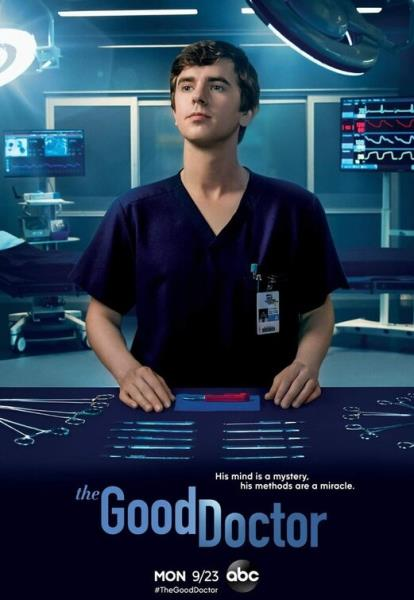 The Good Doctor (TV Series 2017) 2019-10-21 03E05 First Case, Second Base (2019/HDTV/718p)