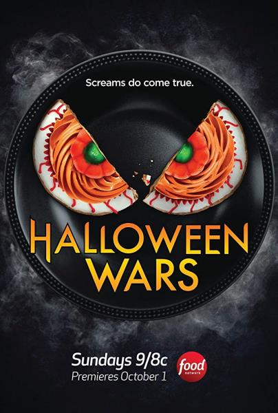 Halloween Wars (TV Series 2011) 2019-10-20 09E04 Other Holiday Mascots Go Trick-or-Treating (2019/WEB/720p)