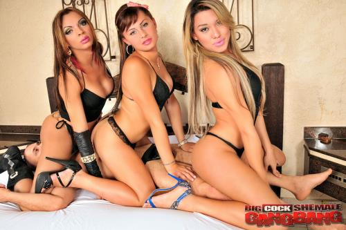 Bruna Albuquerque, Steffany Mirelly, Yume Farias - HARDCORE (HD)