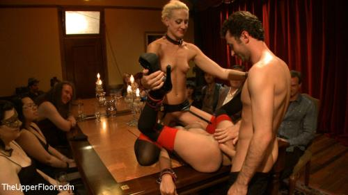 James Deen , Dylan Ryan and Beretta James - Community Dinner With James Dee ...
