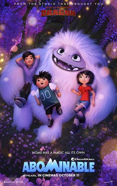 Abominable (2019) (2019/WEB-DL/1032p)