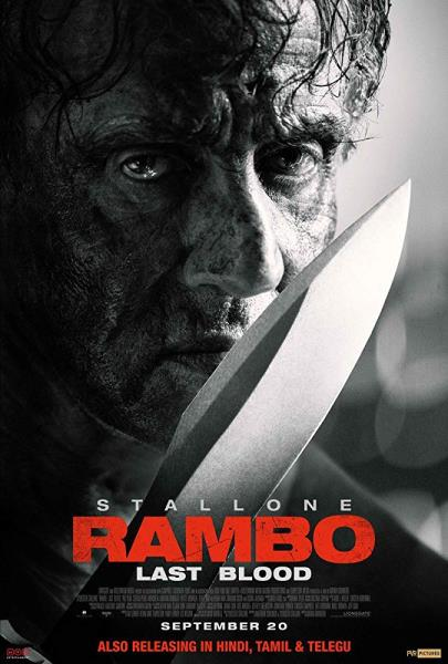 Rambo: Last Blood (2019) (2019/HDRip/800p)