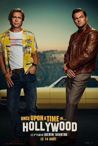 Once Upon a Time ... in Hollywood (2019) (2019/BluRay/800p)