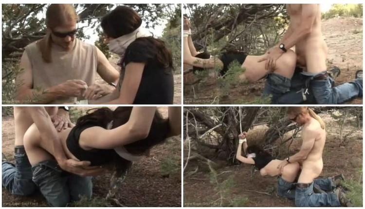 Жесткое Групповое Порно Изнасилование В Лесу
