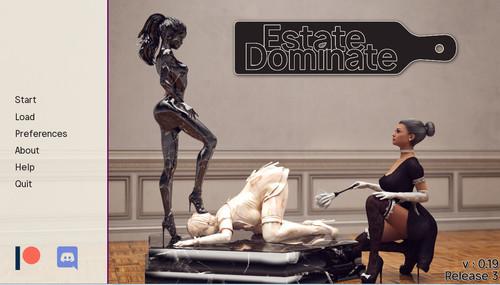 Estate : Dominate - Release 3 Version 0.19  - 16 September 2019