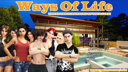 Ways of Life - Version 054-fix  - 23 September 2019