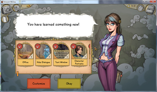 Innocent Witches - Version 0.4.1F - 21 September 2019