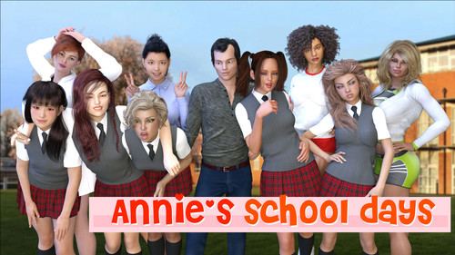 Annie's school days - Version 0.6 Alpha  - 05 October 2019