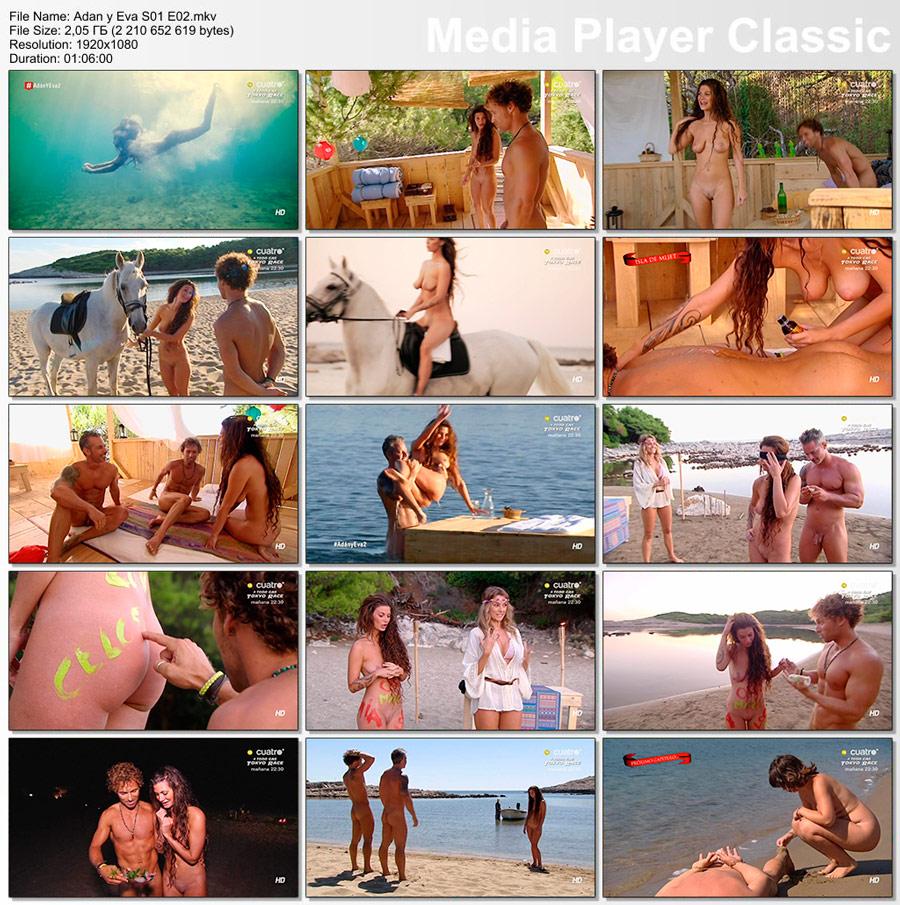 Adan Y Eva 1X10 Porn naked reality show, sex-show hd - porn-w porn forum