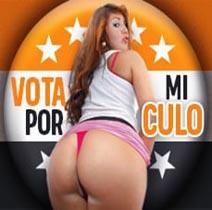 Hanna Montada-Montándola En La Calle