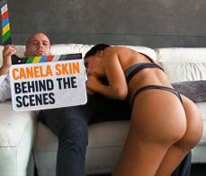 Canela Skin-Porno Entre Bambalinas