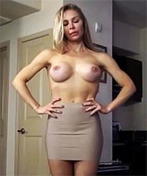 Nicole Aniston-Unclasp Her Stepmom Cooch