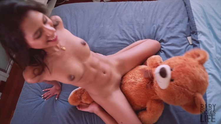Uncle Egon And The Teddy Bear