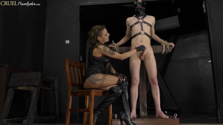 Cruel Mistress Cruel Handjobs Forced To Cum Twice Forced Orgasm