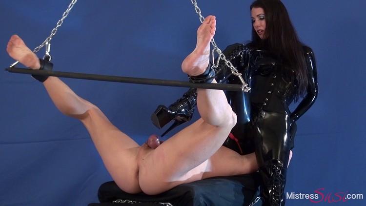 Mistress forced orgasm video