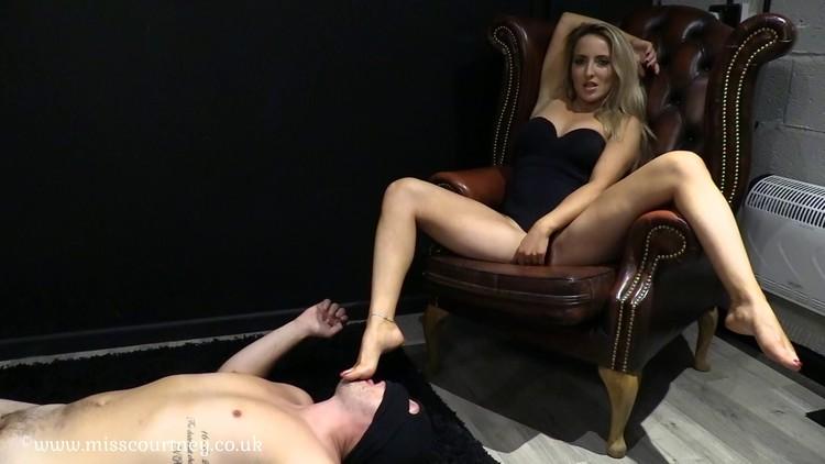 Watch teasing mistress