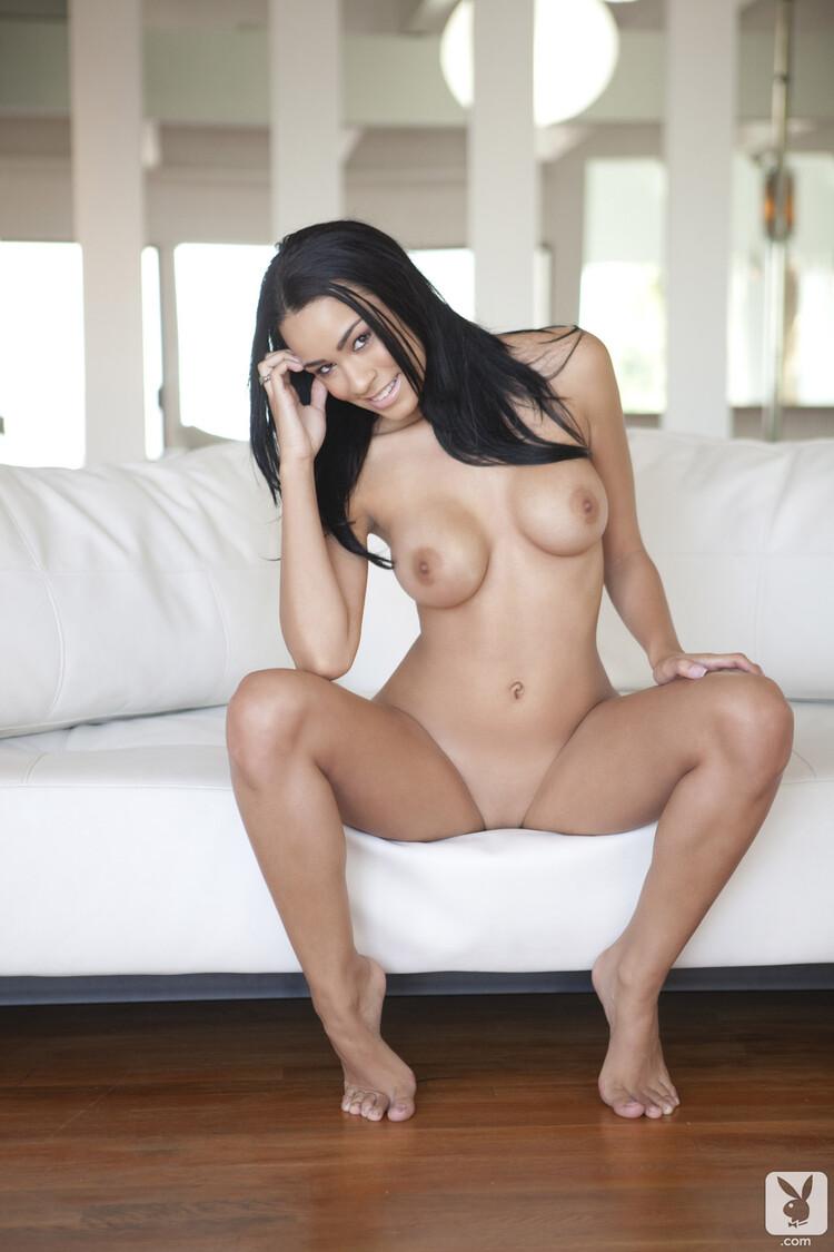 Fotos XXX de Andrea Leilani una morocha sexy
