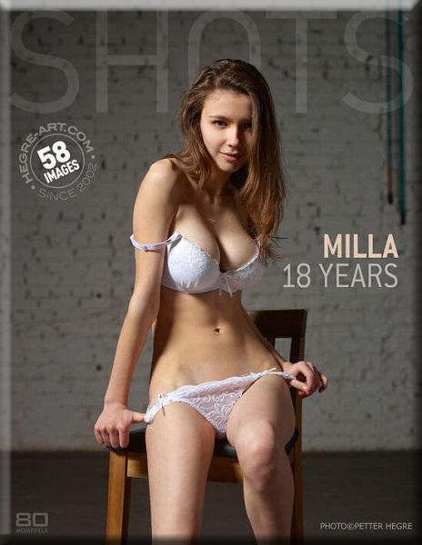 Mila Azul Milla - 18 Yeаrs                 Size: