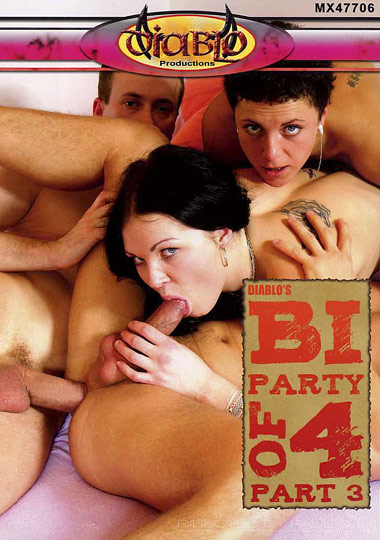 Bi Party Of 4 Part 3 (2007)