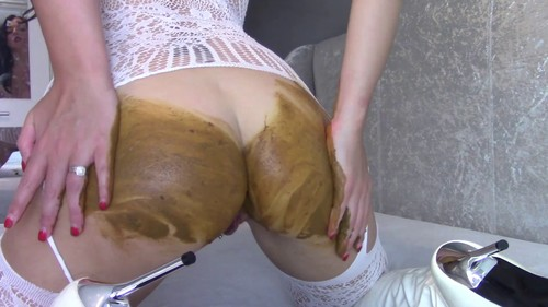 FILTHY SCAT PLAY ON MY BED WITH EVAMARIE88   FULL HD 1080P   RELEASE YEAR: SEPTEMBER 19, 2019
