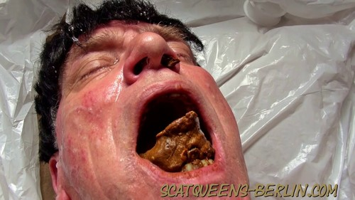 SLAVE CUNT TORTURED AND SHIT INTO MOUTH PART 1-2