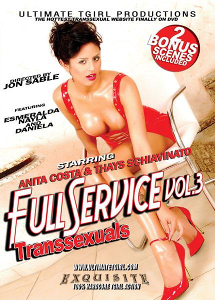 Full Service Transsexuals 3 (2009)