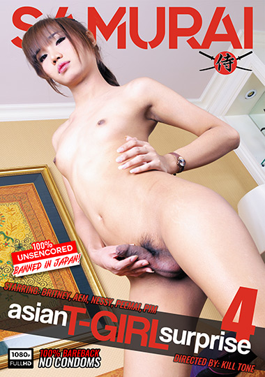 Asian T-Girl Surprise 4 (2019)