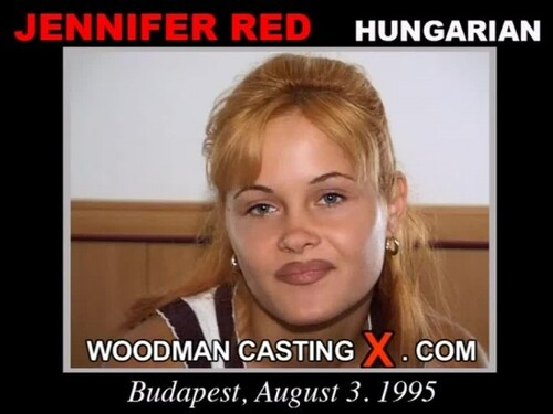 Jennifer Red casting X - Jennifer Red  - WoodmanCastingX.com