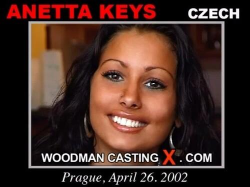 Anetta Keys casting X - Anetta Keys  - WoodmanCastingX.com