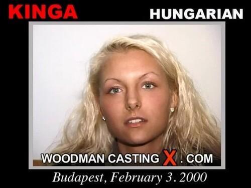 Kinga casting X - Kinga  - WoodmanCastingX.com