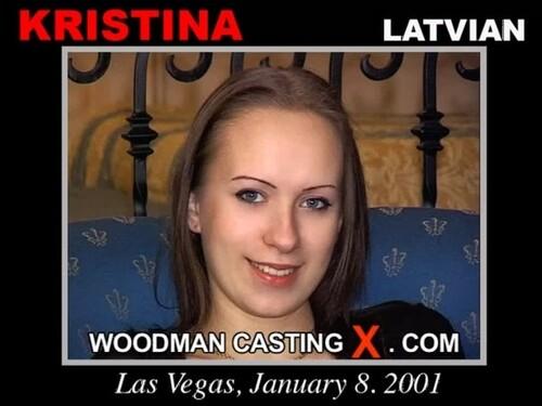 Kristina casting X - Kristina  - WoodmanCastingX.com