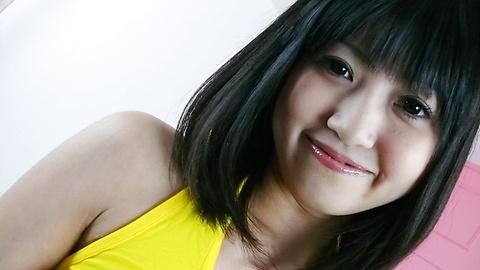 Kotomi Asakura has sperm drops on her mouth