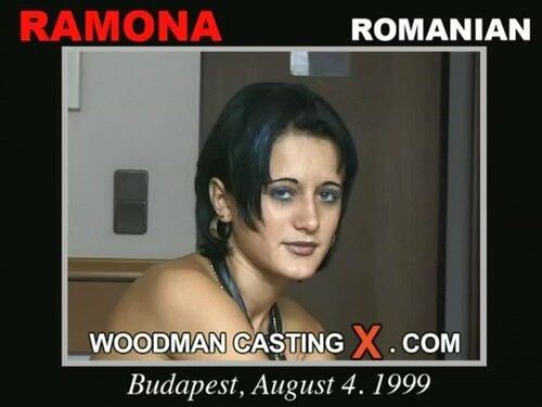 Ramona casting X - Ramona  - WoodmanCastingX.com