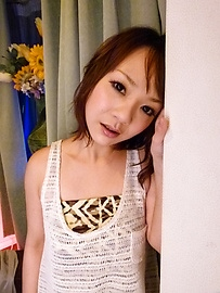 Arisa Araki fucked and creamed after an asian blowjob