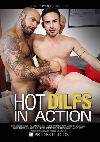 Hot DILFs In Action (2019)