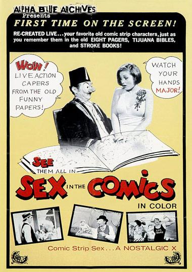 Sex in the Comics (1973)