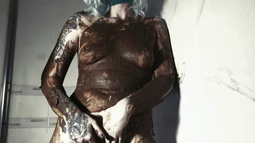 OMEGA! TOILET SCAT GIRL COVERED IN SHIT WITH DIRTYBETTY - Part 2 | FULL HD 1080P | RELEASE YEAR: OCTOBER 08, 2019