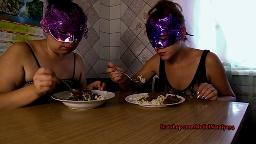 OUR BREAKFAST PASTA SHIT WITH MODELNATALYA94 | FULL HD 1080P | RELEASE YEAR: OCTOBER 15, 2019