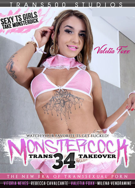 Monster Cock Trans Takeover 34 (2019)