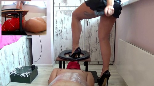 PUSHING POOP IN HIS MOUTH WITH MISTRESSANNA | FULL HD 1080P | RELEASE YEAR: OCTOBER 14, 2019