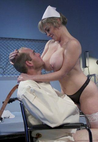 Dee Williams Dominates Patient Jonah Marx