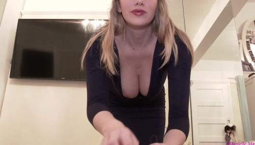 Danielle Maye - Suckle My Breasts (733 MB)