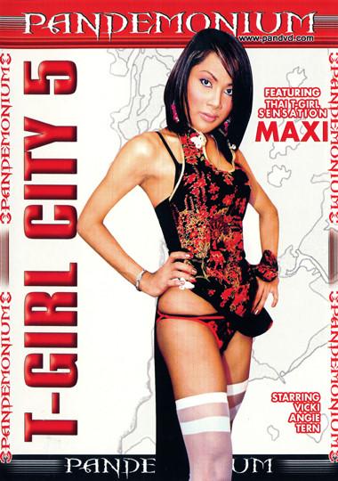 T-Girl City 5 (2006)