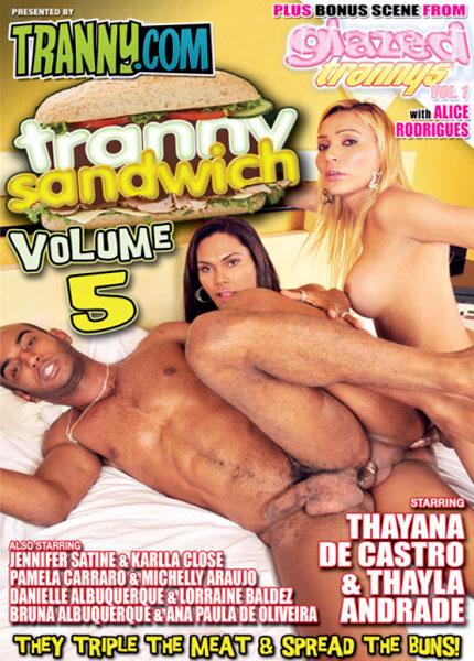 Tranny Sandwich 5 (2012)